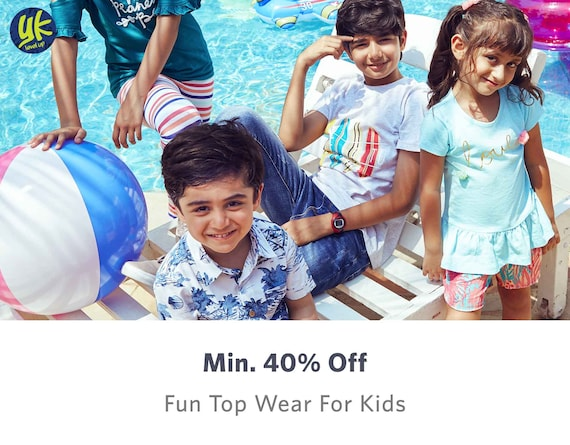 Yk Jul Topwear - Buy Yk Jul Topwear online in India