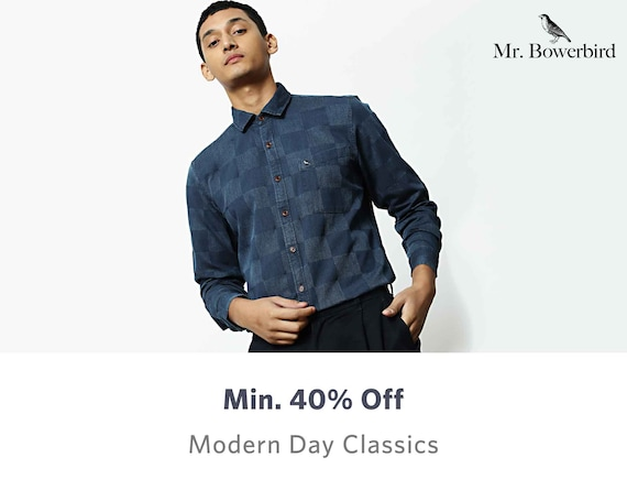Mr Bowerbird Online Store - Buy Mr Bowerbird Products Online in India - Myntra