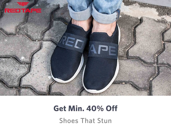 Red Tape Shoes - Buy Red Tape Shoes Online in India