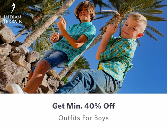 Kids Wear - Buy Kids Clothing,Accessories & Footwear