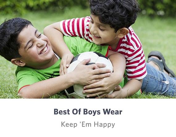 Boys - Buy Boys online in India