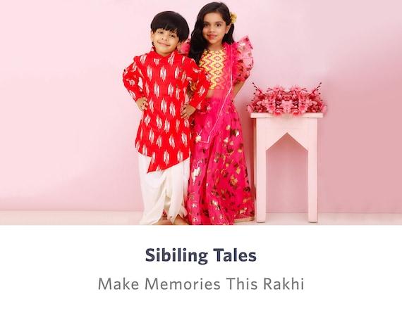 Sibling Tale - Buy Sibling Tale online in India