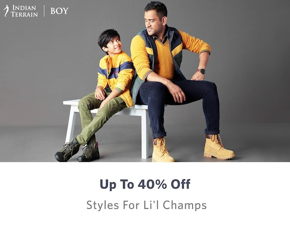 Indian Terrain - Exclusive Indian Terrain Online Store in India at Myntra
