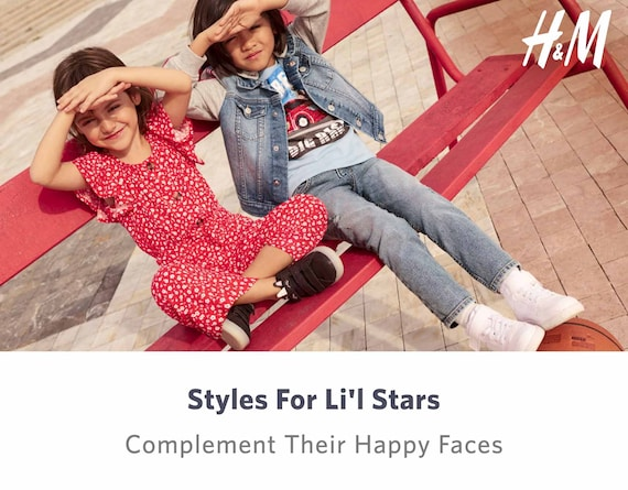 H&M - Buy H&M Clothing and Shoes for Men & Women Online in India