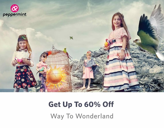 Peppermint - Buy Peppermint Apparel for Girls Online in India