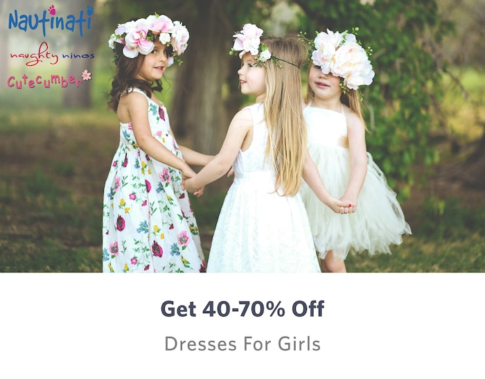 d2776fddd25b4 Kids Shopping - Buy Kids Clothes, Dresses & Bottom wear Online in India