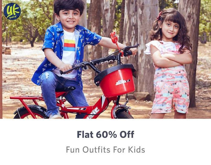 63ecd324d2a Kids Shopping - Buy Kids Clothes, Dresses & Bottom wear Online in India