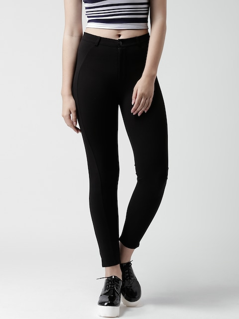 Black jeggings-Source: Myntra