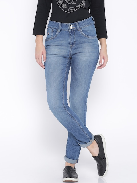 Classic blue denim-Source: Myntra