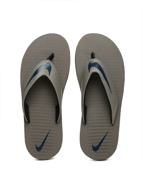 9cb03b9ac35 Nike Men Taupe Chroma Thong 5 Flip Flops Nike Flip Flops available at  Myntra for Rs