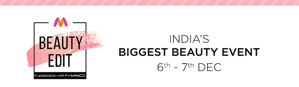 Myntra ( India's Biggest Beauty Event )