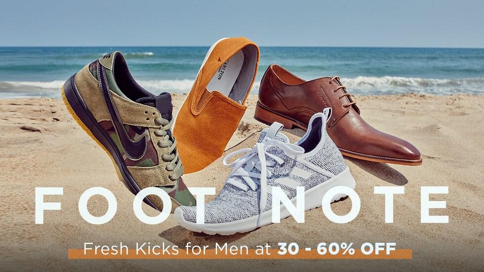 off on Footwears