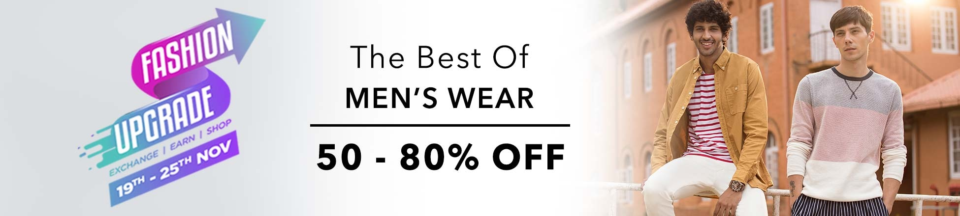 Myntra fashion sale