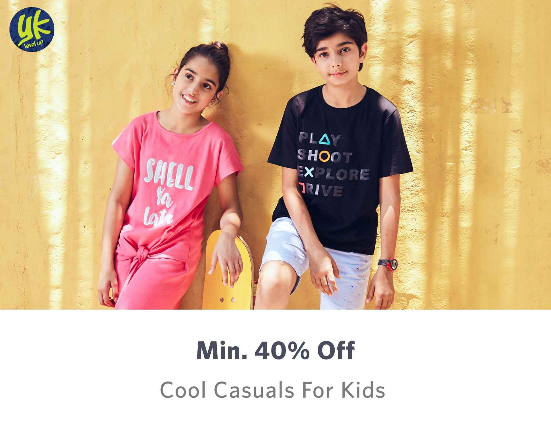 20a805f1 Kids Shopping - Buy Kids Clothes, Dresses & Bottom wear Online in India